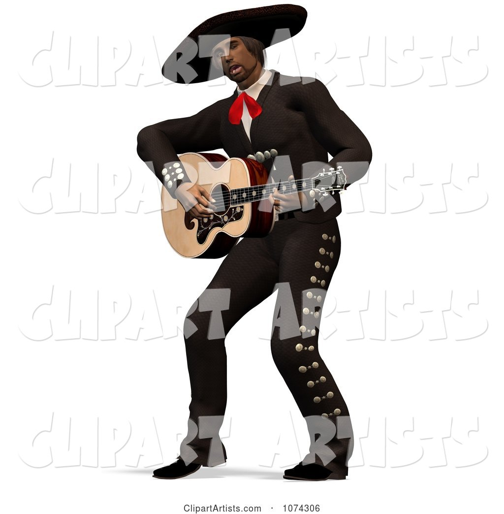 Mexican Guitarist 1