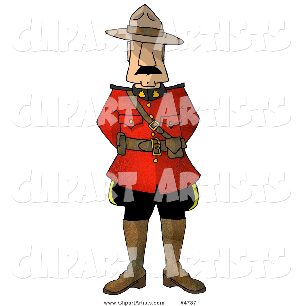 Royal Canadian Mounted Police (RCMP) Officer