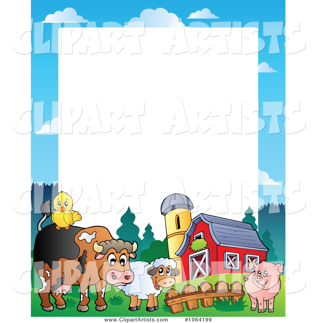 Barnyard Animal Frame 1