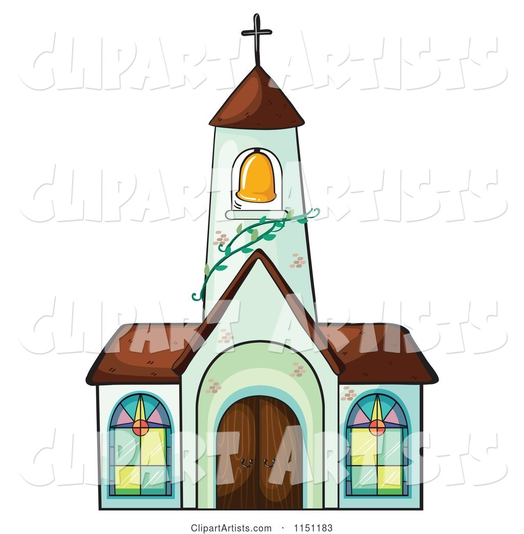 Church with a Bell Tower