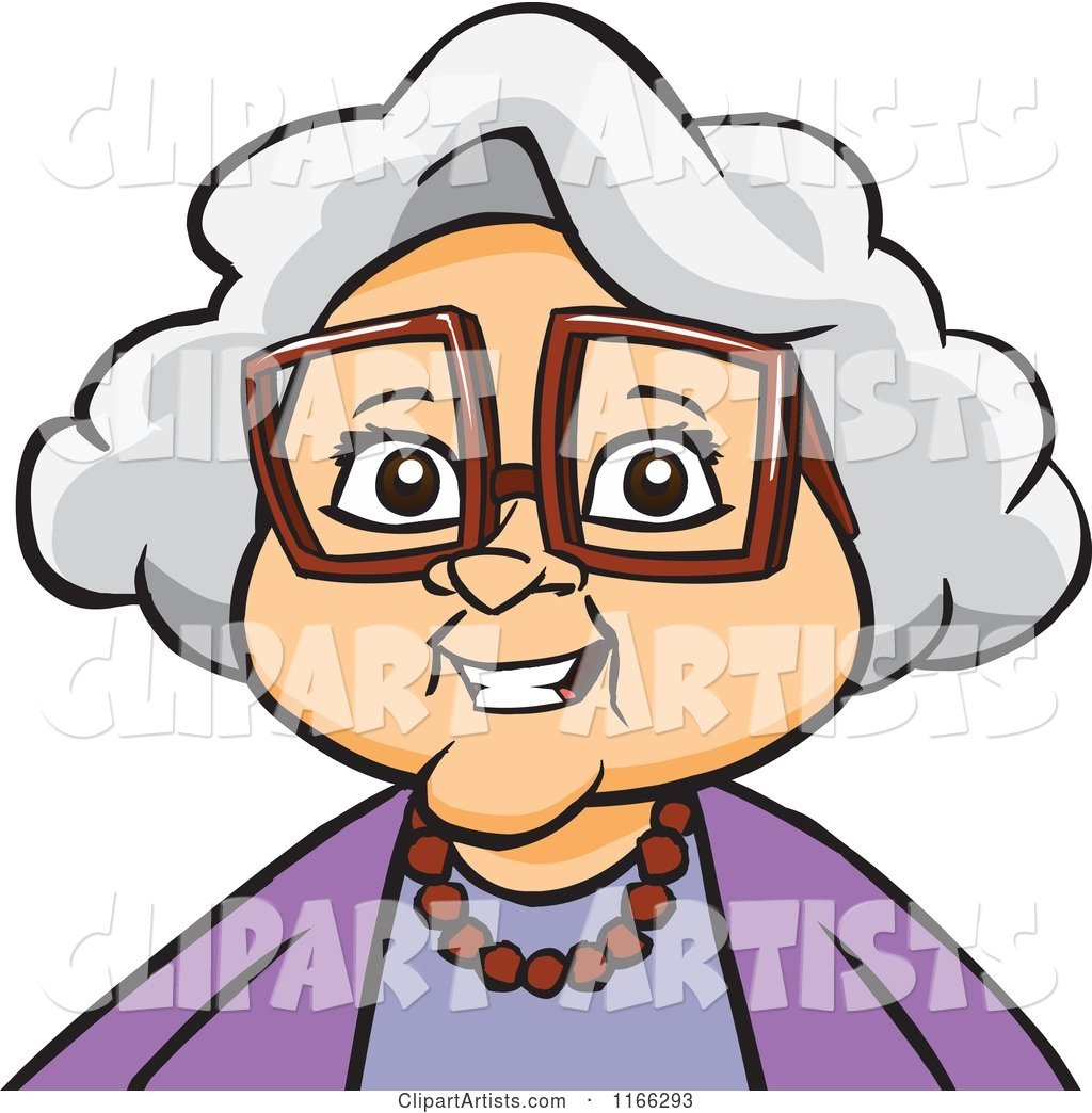 Granny Woman Avatar