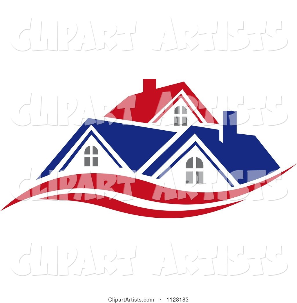 Houses with Roof Tops 6