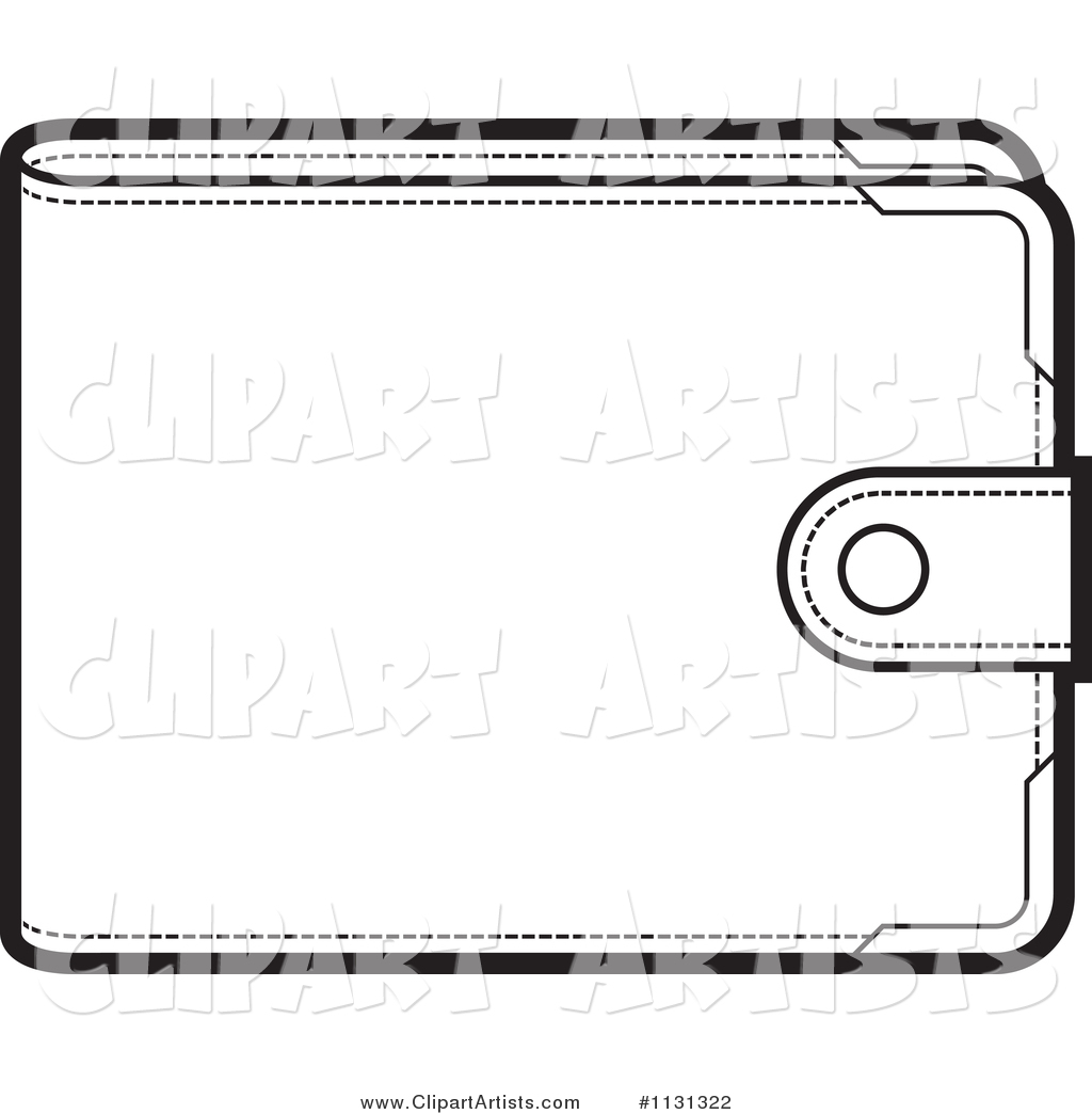 Outlined Wallet