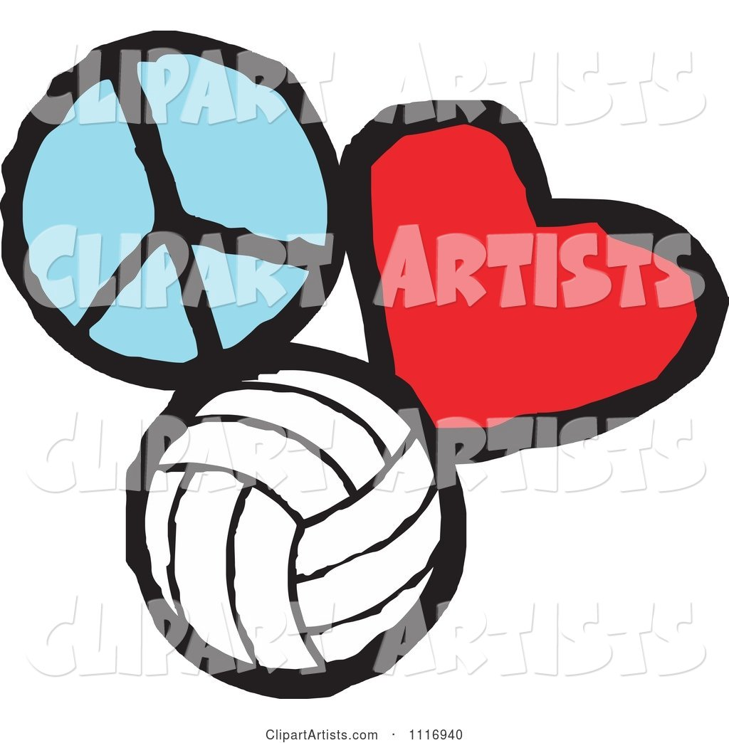 peace love volleyball graphics clipart by johnny sajem sajem rh clipartartists com volleyball graphics for t shirts volleyball graphics or clip art