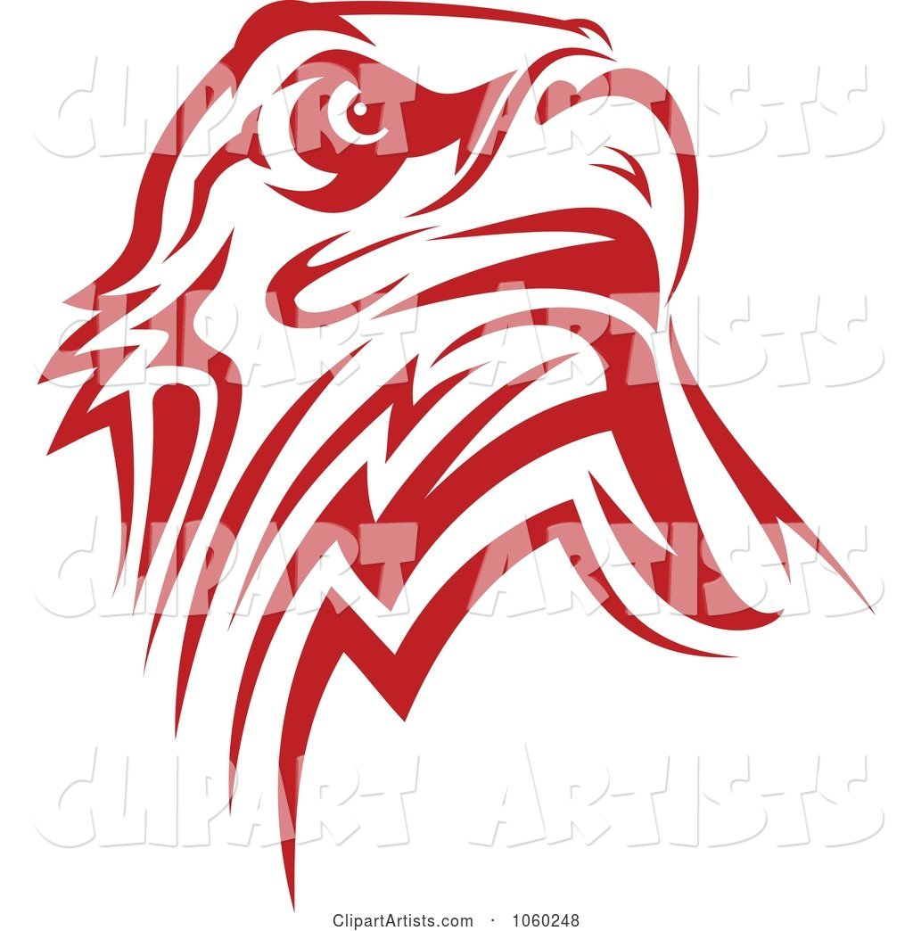 Red Eagle Logo
