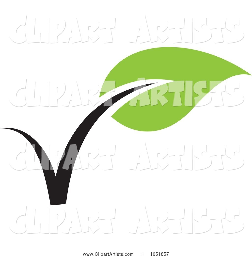 Seedling Plant Ecology Logo - 14