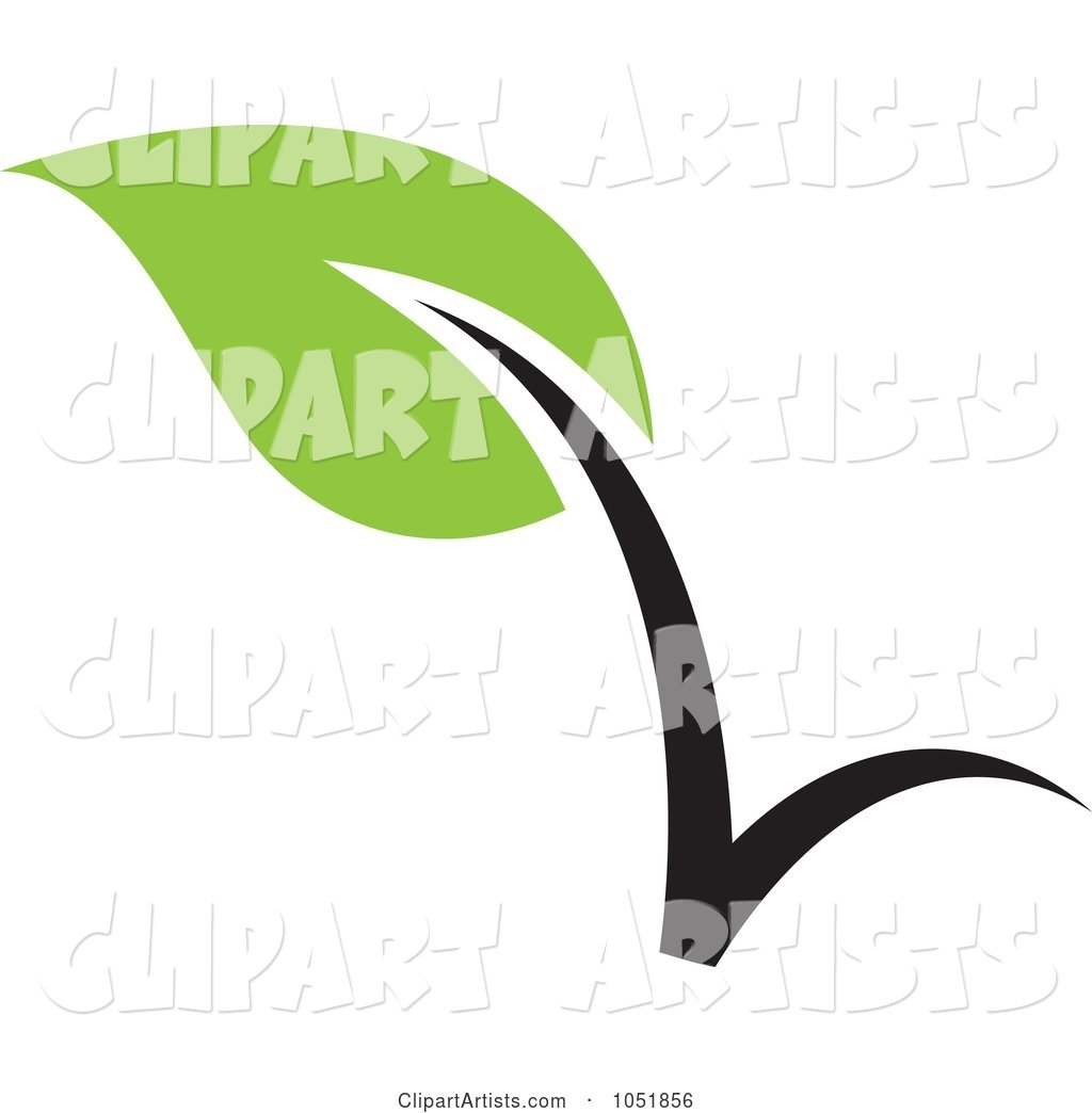 Seedling Plant Ecology Logo - 15