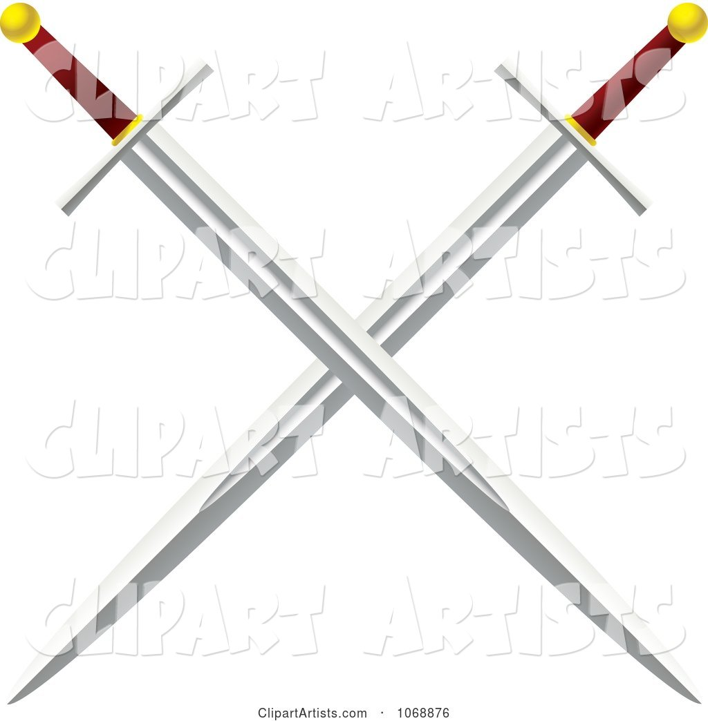 Two Crossed Swords