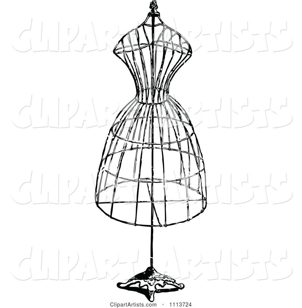 Charming Wire Frame Mannequin Gallery - Wiring Diagram Ideas ...