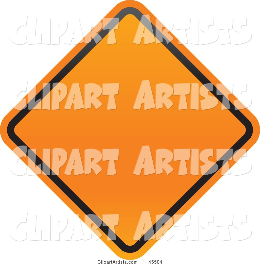 Construction Zone Signs Clip Art Featured clipart by john