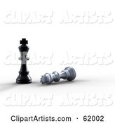 3d Chess Clipart by Chrisroll