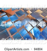 3d Cubic Clipart by Chrisroll