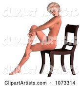 3d Pinup Clipart by Ralf61