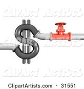 3d Pipes Clipart by Frog974