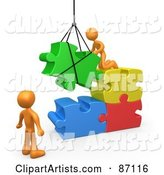 3d Solutions Clipart by 3poD