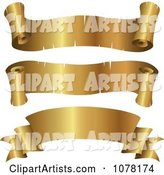 3d Vector Banners Clipart by Cidepix