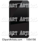 3d Vector Cellphone Clipart by Vectorace