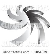 3d Vector Spiral Clipart by Vectorace