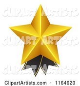 3d Vector Star Clipart by Vectorace