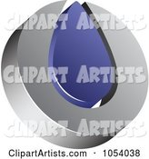 3d Vector Waterdrop Clipart by Vectorace