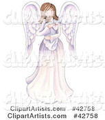 Angel Clipart by Gina Jane