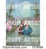 Baptism Clipart by JVPD