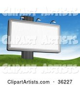 Billboard Clipart by Frog974