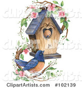 Birds Clipart by Gina Jane
