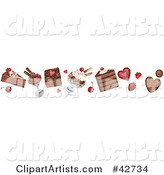 Border Clipart by Gina Jane
