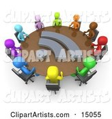 Business Clipart by 3poD