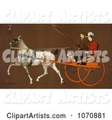 Carriage Clipart by JVPD