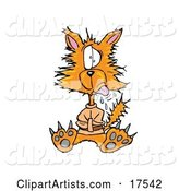 Cat Clipart by Spanky Art