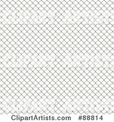 Chain Link Fence Clipart by Arena Creative