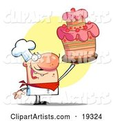 Chef Clipart by Hit Toon