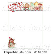 Cookies Clipart by Gina Jane