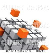 Cubes Clipart by Tonis Pan