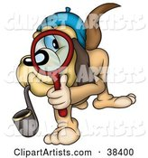 Dog Clipart by Dero