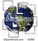 Earth Clipart by Arena Creative