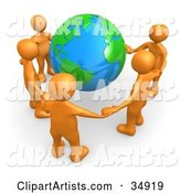 Ecology Clipart by 3poD