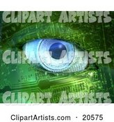 Eye Clipart by Tonis Pan