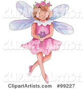 Fairy Clipart by Gina Jane