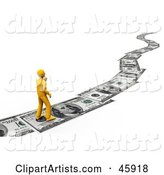 Financial Clipart by Chrisroll