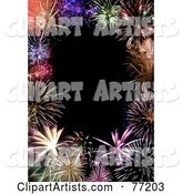 Fireworks Clipart by Arena Creative