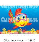 Fish Clipart by Alex Bannykh