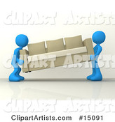Furniture Clipart by 3poD