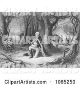 George Washington Clipart by JVPD