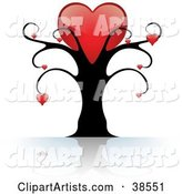 Heart Clipart by Dero
