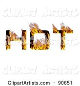 Hot Clipart by Arena Creative