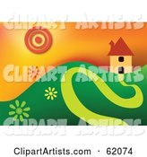 House Clipart by Chrisroll