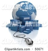 International Shipping Clipart by Franck Boston